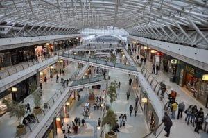 ShoppingCenter Vasco da Gama en Lisboa - tiendas