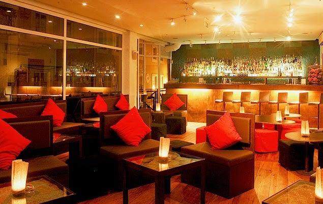Bar Cinco Lounge en Lisboa
