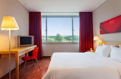HF Fenix Garden Hotel en Lisboa - habitación