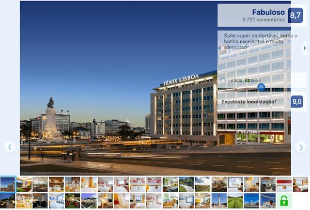 HF Fenix Garden Hotel en Lisboa
