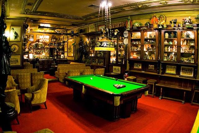 Bar Pavilhão Chinês en Lisboa