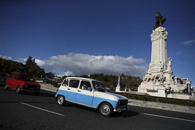 Alquiler de coches en el aeropuerto de Lisboa