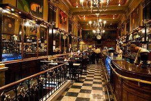 Restaurantes en Lisboa - Cafetería A Brasileira