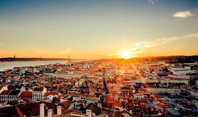 Región del centro de Lisboa