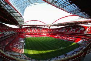 Hacer un tour y conocer el Estádio da Luz
