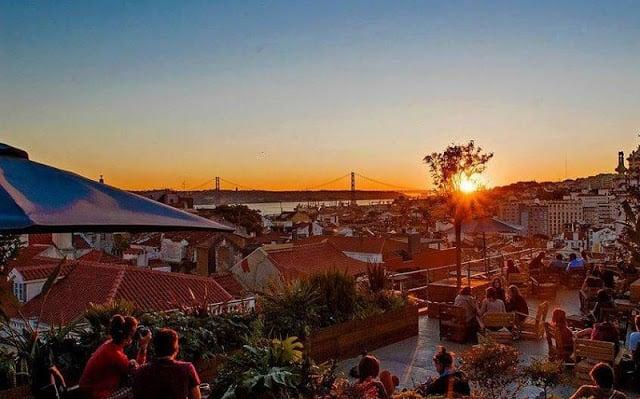 Lisboa en Mayo
