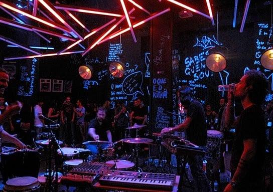 Discoteca Lux Frágil en Lisboa