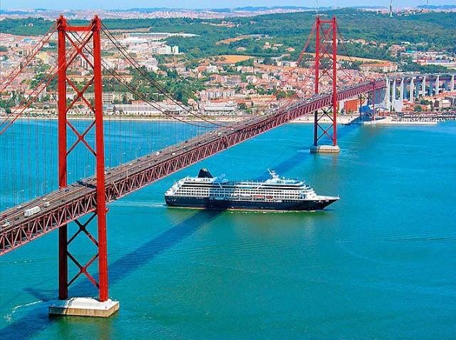 Rio Tejo en Lisboa
