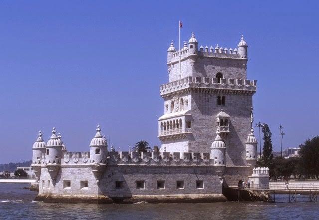 Entradas a la Torre de Belem en Lisboa