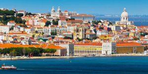 Verano en Lisboa - días soleados