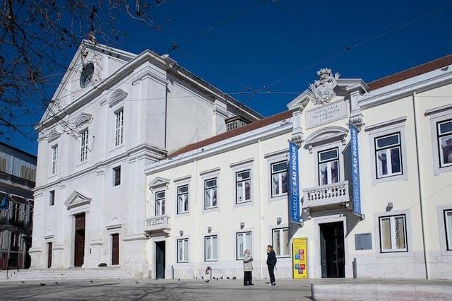 Museo de São Roque en el Chiado