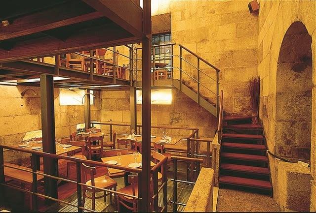 Restaurante Chafariz do Vinho en Lisboa
