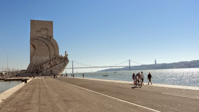 Padrão dos Descobrimentos en Lisboa