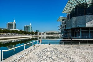 Visita al Oceanário de Lisboa