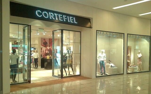 Tienda Cortefiel en Lisboa