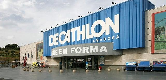 Tienda Decathlon en Lisboa