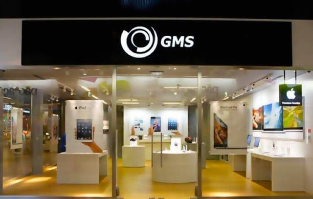 GMS Store en Lisboa