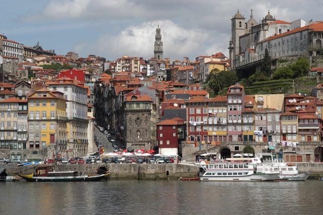Donde comer en Oporto en Portugal