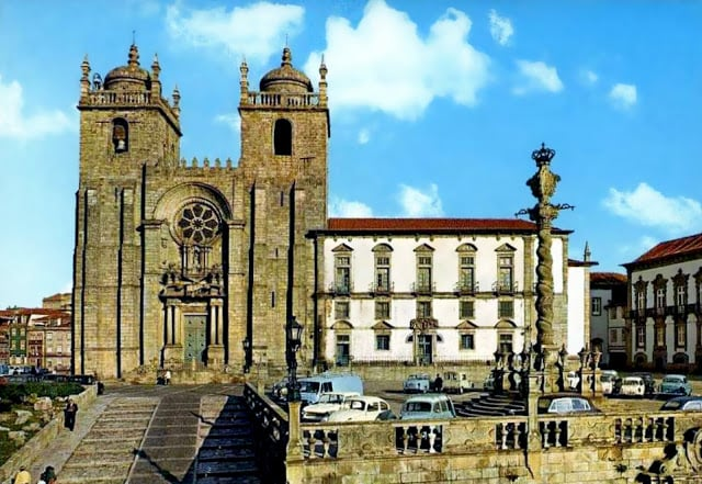 Restaurante A Chalandra en Oporto