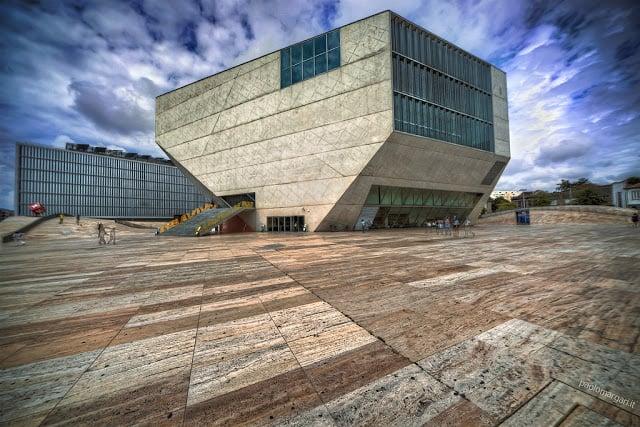 Quarteirão das Artes en Oporto