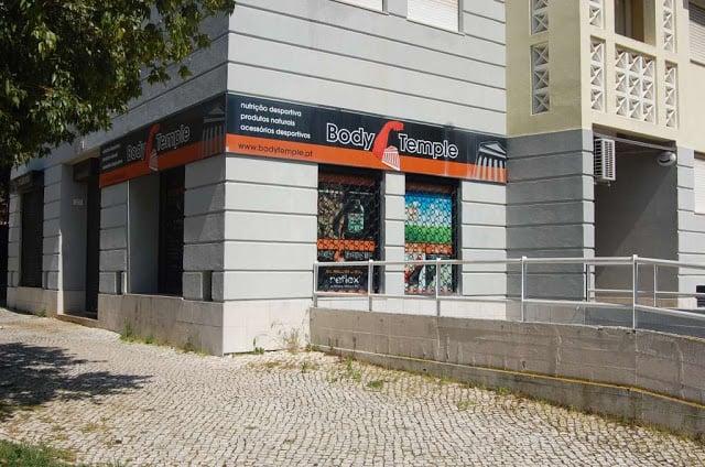 Tienda Bodytemple en Lisboa