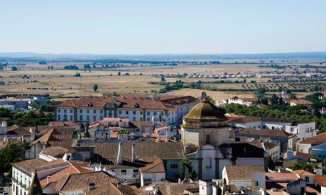 Clima y temperatura en Évora