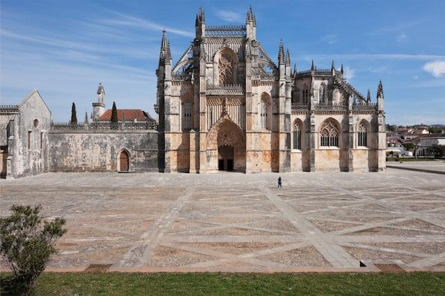 Fachada del Monasterio da Batalha