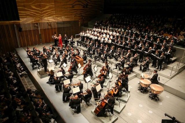 Sala Suggia en la Casa de la Música en Oporto