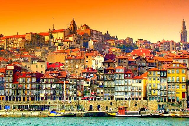 Paseo en barco por el Rio Douro en Oporto