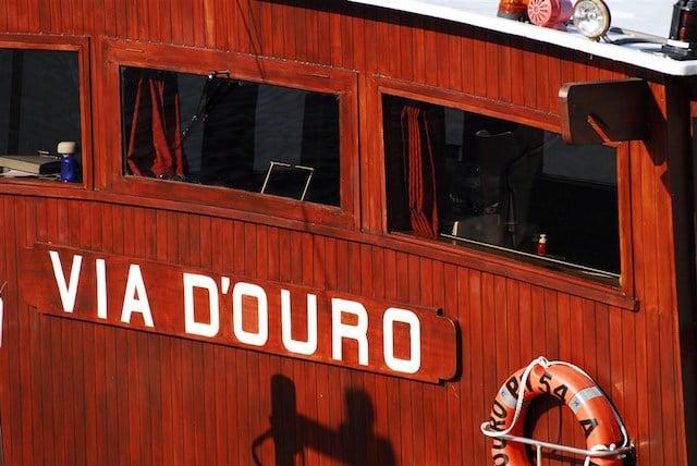 Empresa Via Douro en Oporto