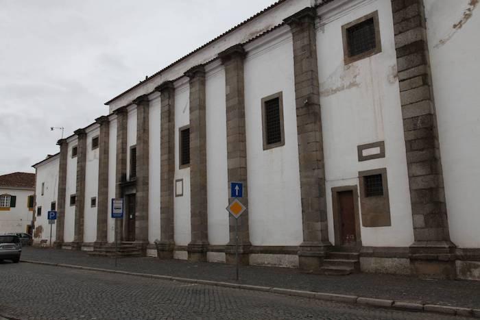 Convento del Calvario en Évora
