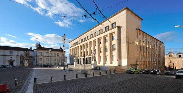 Polo I Universidad de Coimbra