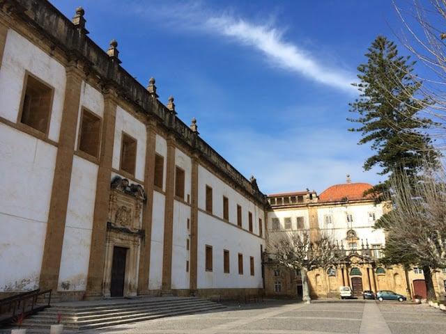 Polo II Universidad de Coimbra