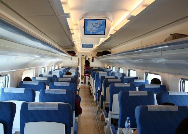 Tren de Lisboa a Barcelona