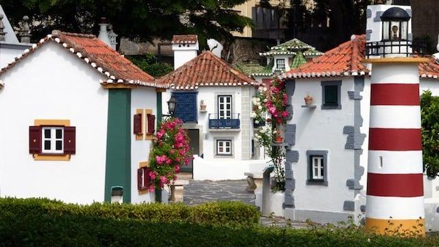 Portugal de los Pequeñitos en Coimbra