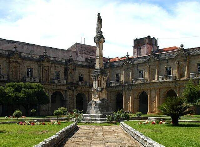 Itinerario de un día en Coimbra