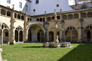 Mosteiro de Santa Cruz en Coimbra