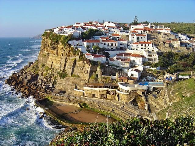 Azenhas do Mar en Sintra