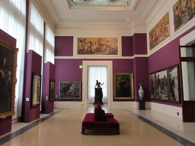 Museo de Arte Moderno en Sintra
