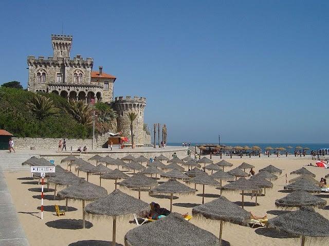 Ir y volver el mismo día de Lisboa a Estoril