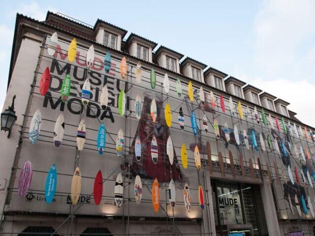Museo del Diseño y de la Moda en Lisboa