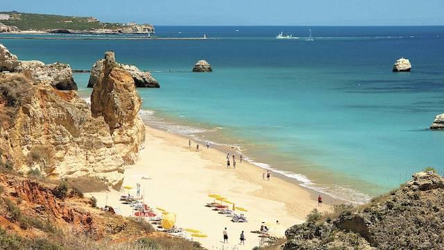 Praia da Rocha (Playa Rocha)