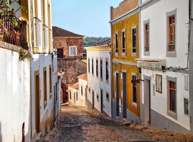 Calles de Algarve