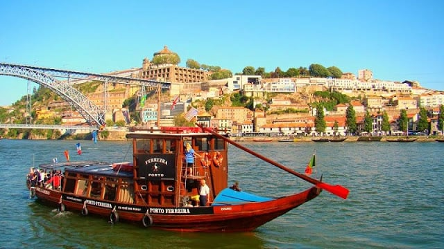Yellow City Cruises en Oporto