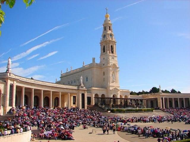 Basílica de Nuestra Señora de Fatima