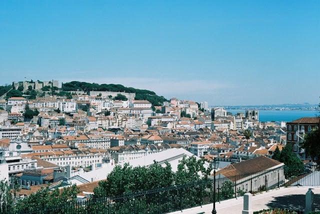 Región Marquês de Pombal en Lisboa