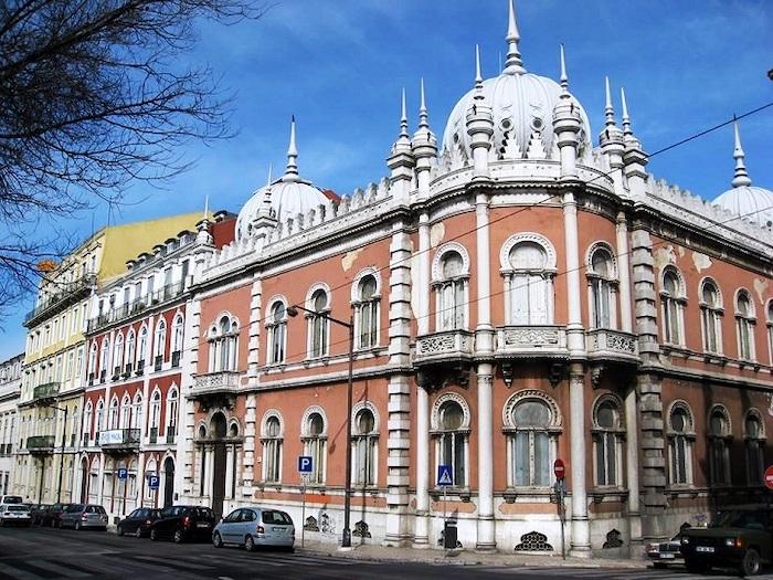 Embaixada LX en Príncipe Real