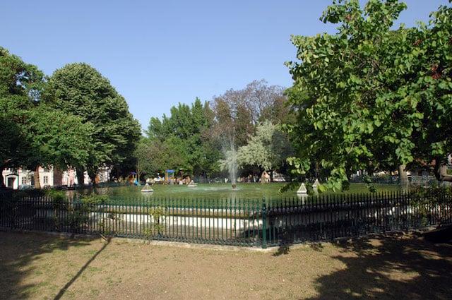 Jardín del Príncipe Real