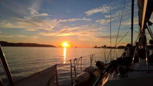 Paseo en barco por el Rio Tejo en Lisboa