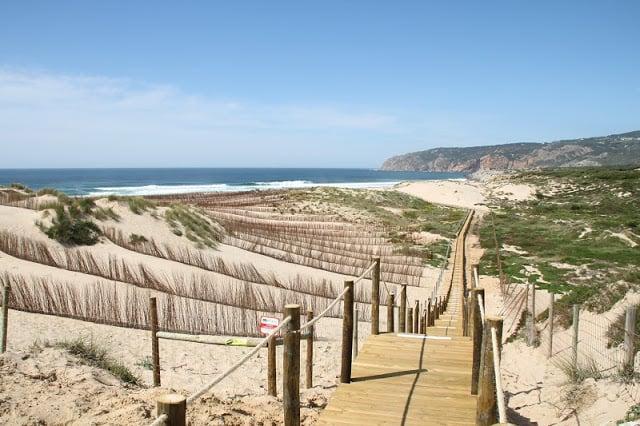 Playa do Guincho en Cascais